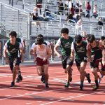 Boys Track stays unbeaten