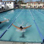 Bowman nabs two thirds at CIF swim meet