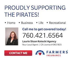 Welcome to the new exclusive athletic sponsor Laurie Kotecki Farmers Insurance!