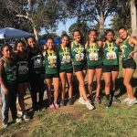 Girls cross country earns third place at Mt. Carmel Invitational