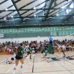 Girls volleyball hosts Monte Vista in Division 4 playoffs