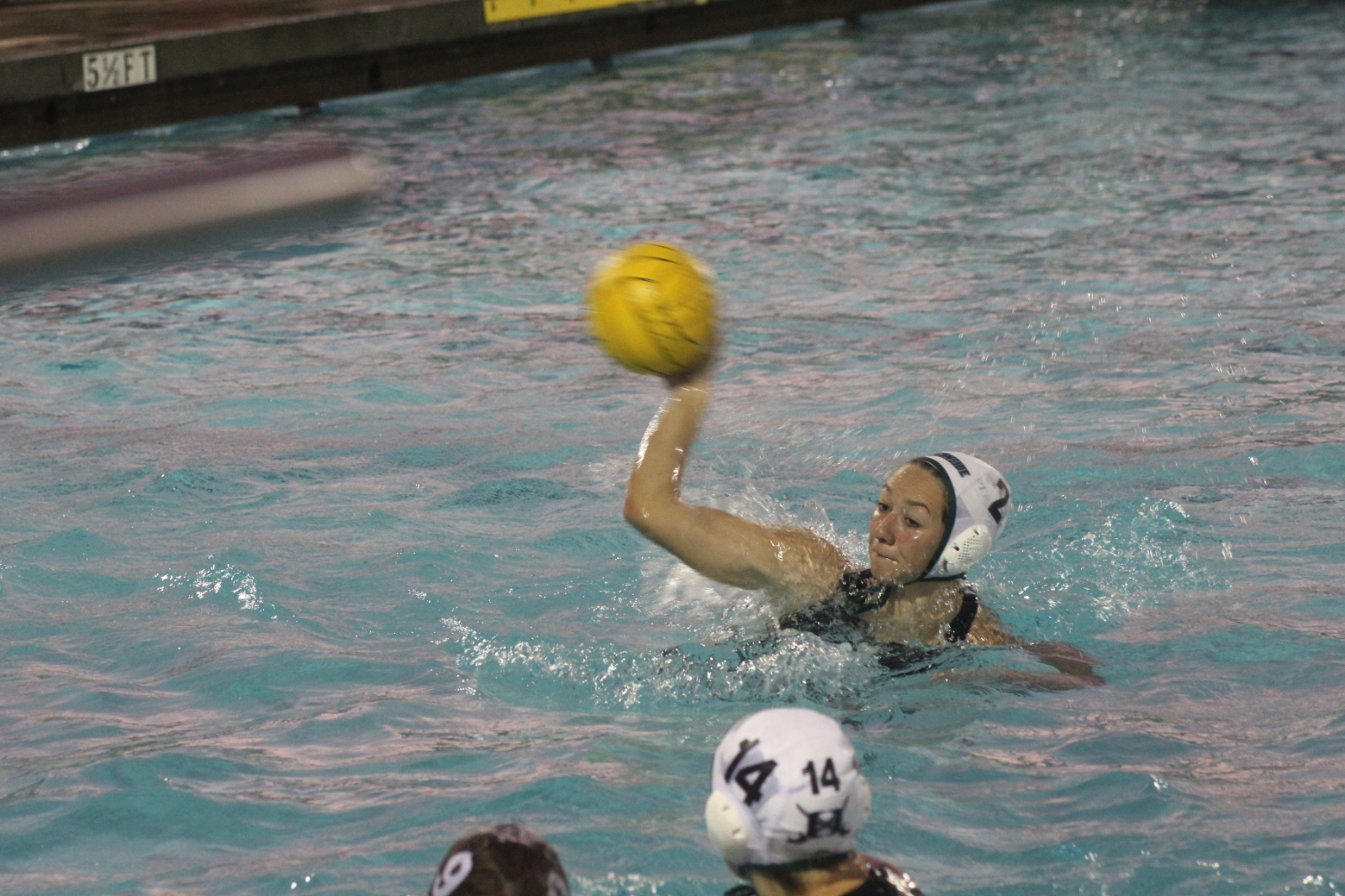 Girls Water Polo sinks Spartans, advance to CIF quarterfinals