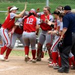 Drama Filled Comeback in Softball Sectional