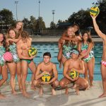 Water Polo Senior Night Success
