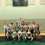 Wrestling tops Woodland: Ready for GEL tournament