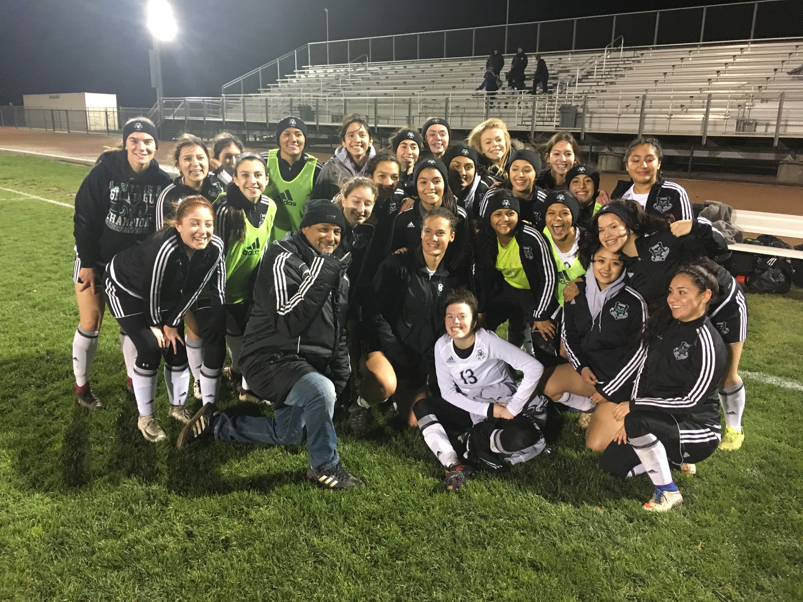 Lady Rams Soccer defeats Lathrop in Round 1