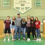 Seven seniors sign