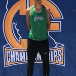 Gelpi ties school record and attends CIF state meet