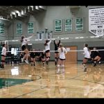 Girls Volleyball Improves at Home Tournament