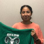 Student Athlete of the Week – Luz Santos