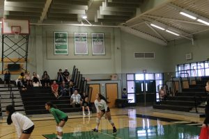 Volleyball vs Woodland 9/18/19