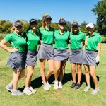 Girls Golf – 1st Place at GEL Tournament
