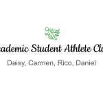New Student-Athlete Study Club!!!