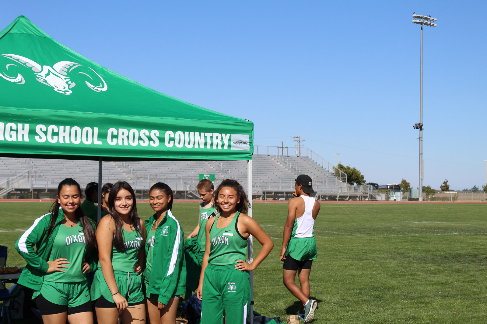 Cross Country headed to Sub Sections