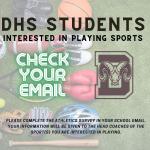 Student-Athlete Survey