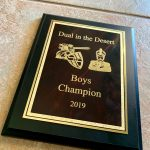 BOYS CROSS COUNTRY: Dual in the Desert, Results
