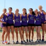 Girls Varsity CROSS COUNTRY finishes 1st vs Hemet/La Sierra