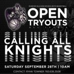 Calling All Knights!