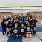 The Lady Knights dominate the Beaumont HS Varsity Soccer Tournament