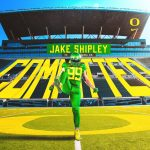 "Senior Jake ""War Daddy"" Shipley is headed to University of Oregon"