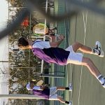 Knights Boys Tennis Kicks Off The Spring Sports Season With a 13-5 Victory Over Banning