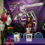 Shadow Hills star Jaelah Burrell signs on to play Division I softball at New Mexico State