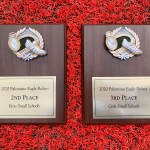 It was a record breaking weekend for our Knights Track program.