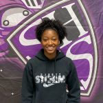 Player of the Week Spotlight! Track & Field sensation and records breaker Junior Carissma Williams!