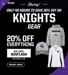 NEW Flash Sale! Starts Thursday!
