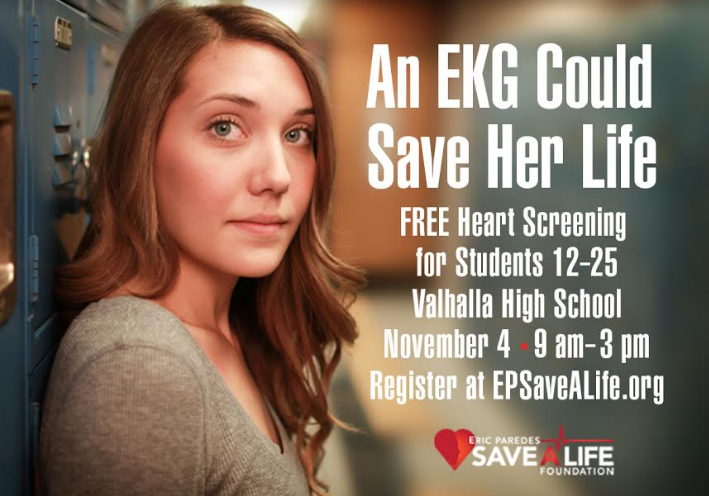 Save A Life Foundation Free Screening District Wide