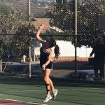 Girls Tennis  Advance to Semi-Finals in CIF Playoffs