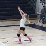 Girls Volleyball Advances In CIF