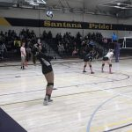 Girls Volleyball Makes Semi-Finals