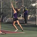 Girls Tennis to Play for Division 3 CIF Championship
