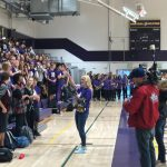 PPR Morning Pep Rally Big Hit with Students