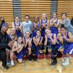 JV Girls Basketball Wins First Game of Season