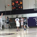 Boys Basketball Goes Down To The Wire vs. Maranatha Christian
