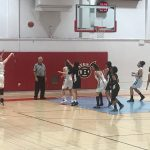 Girls Basketball Wins First Game of Season