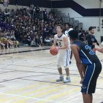 Boys Basketball Beats West Hills In City Rivalry