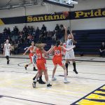 Girls Basketball Beats Valhalla To Stay Undefeated In League Play