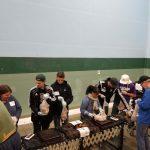 Feeding America Boys Soccer Community Service