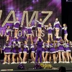 Competition Cheer Takes 2nd Place At Nationals