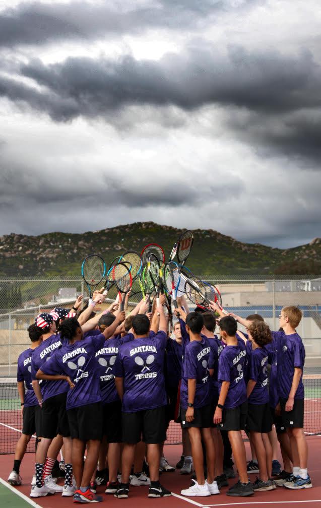 Boys Tennis Off To A 6-1 Start