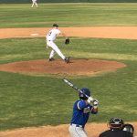 Baseball Beats Ranked Grossmont to Go 2-0 In League Play