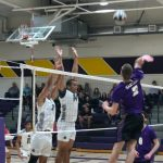 Boys Volleyball Beats Helix In Wild League Win