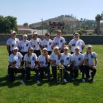 Girls JV Softball Wins Dust Bowl Tournament Championship