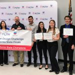 Project Lead The Way Engineering Design Students 1st In State