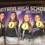 Softball Sweeps West Hills Winning A Close One On Senior Night