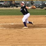 With Madison On The Mound, Santana Sultans Varsity Shuts Out Olympian In CIF First Round