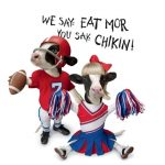 Chick-fil-A Male and Female Athletes of the Month